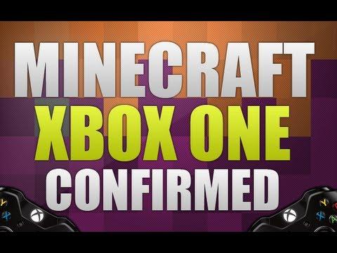 Minecraft Xbox One - CONFIRMED!! Larger Mutliplayer, Texturepacks, Mods, Bigger & Better [E3M13]
