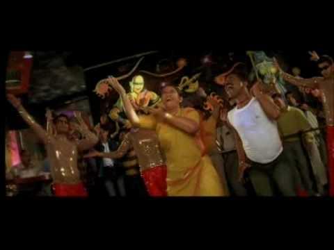 Marathi Item Song - Payal Baje Cham Cham - Bharat Jadhav, Sanjay Narvekar, Rasika Joshi - Khabardar
