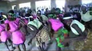 PoNA Nigerian Village Girls Dance Troupe, Boys Drumline