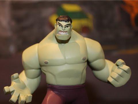 DISNEY INFINITY 2 MARVEL SUPERHEROES - HULK UNBOXING!!!