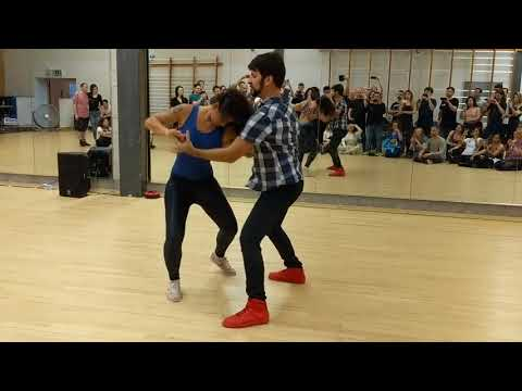 UKDC2018: with Rachel & Renato Workshop ACD ~ video by Zouk Soul