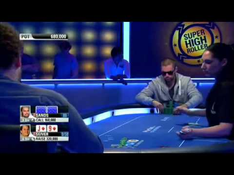 PСА-2013. Super High Roller. Е13, Final Table (RUS)