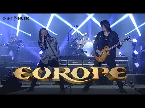 Europe The Final Countdown live from Live At Sweden Rock - 30...