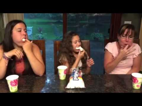 Cherry On Top Cleveland Chubby Bunny Challenge with cousins Photo Image Pic