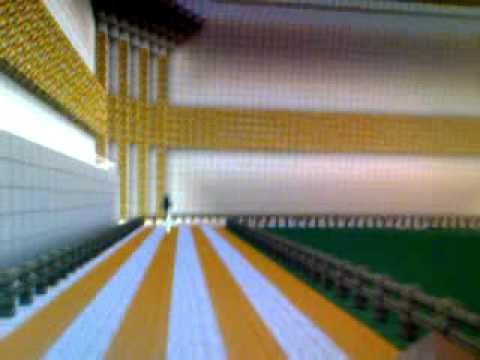 Minecraft Olympic Games 2012