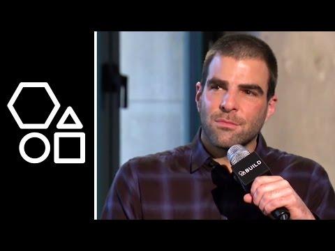 Zachary Quinto On 'The Slap' | AOL Build