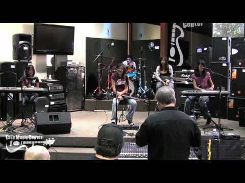 3/6 Yamaha Live Sound Clinic - Mixing a Live Band w/ Emke