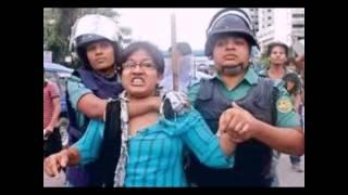 Bangla rap Partho - shara deshe shanti nai