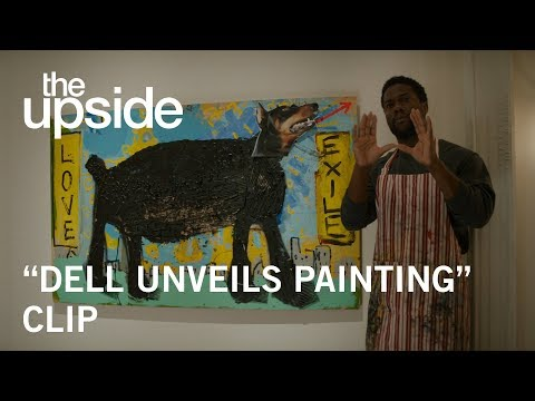 """The Upside   """"Dell Unveils Painting"""" Clip   Own It Now On Digital HD, Blu-Ray & DVD"""