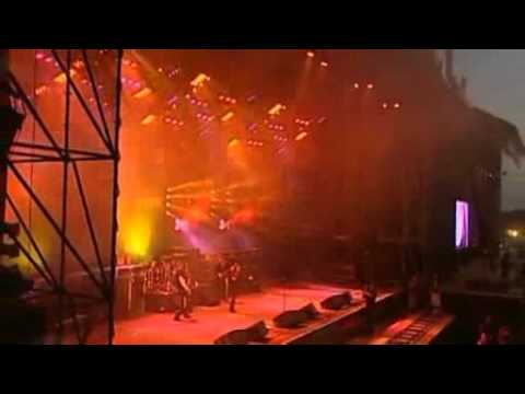 Dio Rainbow in the Dark&Heaven and Hell Wacken 2004
