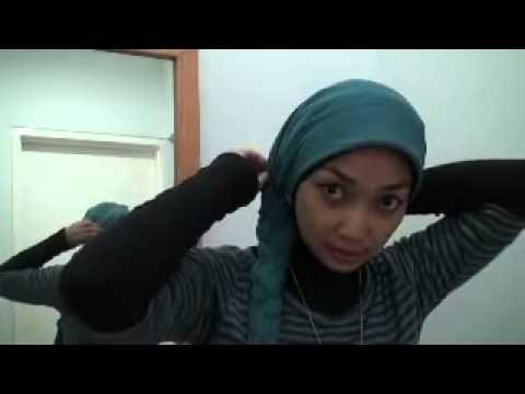 Youtube jilbab instan kepang