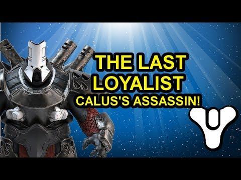 Destiny 2 Lore Nohr, Shadow of Calus (Final)