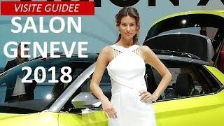 [VLOG #11] Salon de Genève 2018 : les plus belles voitures