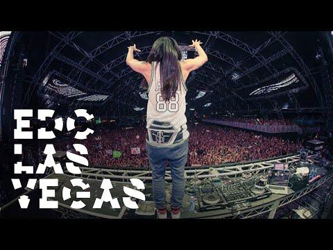 Steve Aoki LIVE at Electric Daisy Carnival (EDC) Las Vegas 2014