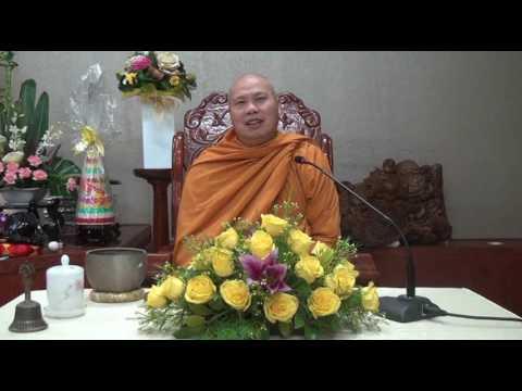 Kinh Pháp Cú Phẩm Phật Đà 04
