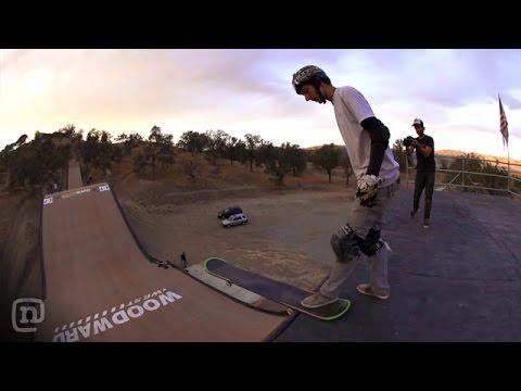 Finally! Mega Ramp Snowboard & Skateboard In One!: ETT