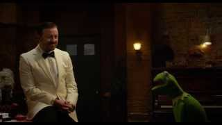The Evil Plan   Movie Clip   Ricky Gervais & Kermit The Frog   Muppets Most Wanted   The Muppets