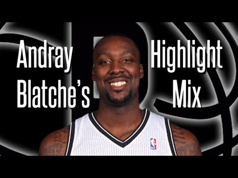 Andray Blatche's '12-'13 Highlight Mix | Brooklyn Nets