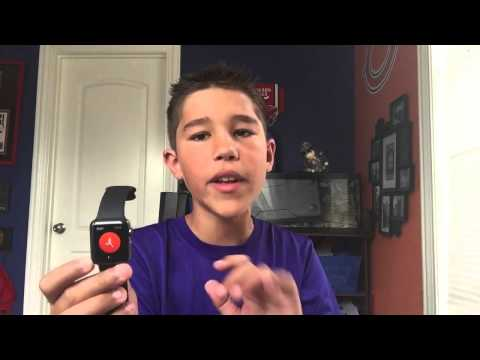 APPLE WATCH ONE WEEK REVIEW (From a kid)