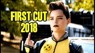 FIRST CUT 2018 - Movie Preview 2018 - A Movie Trailer Mashup