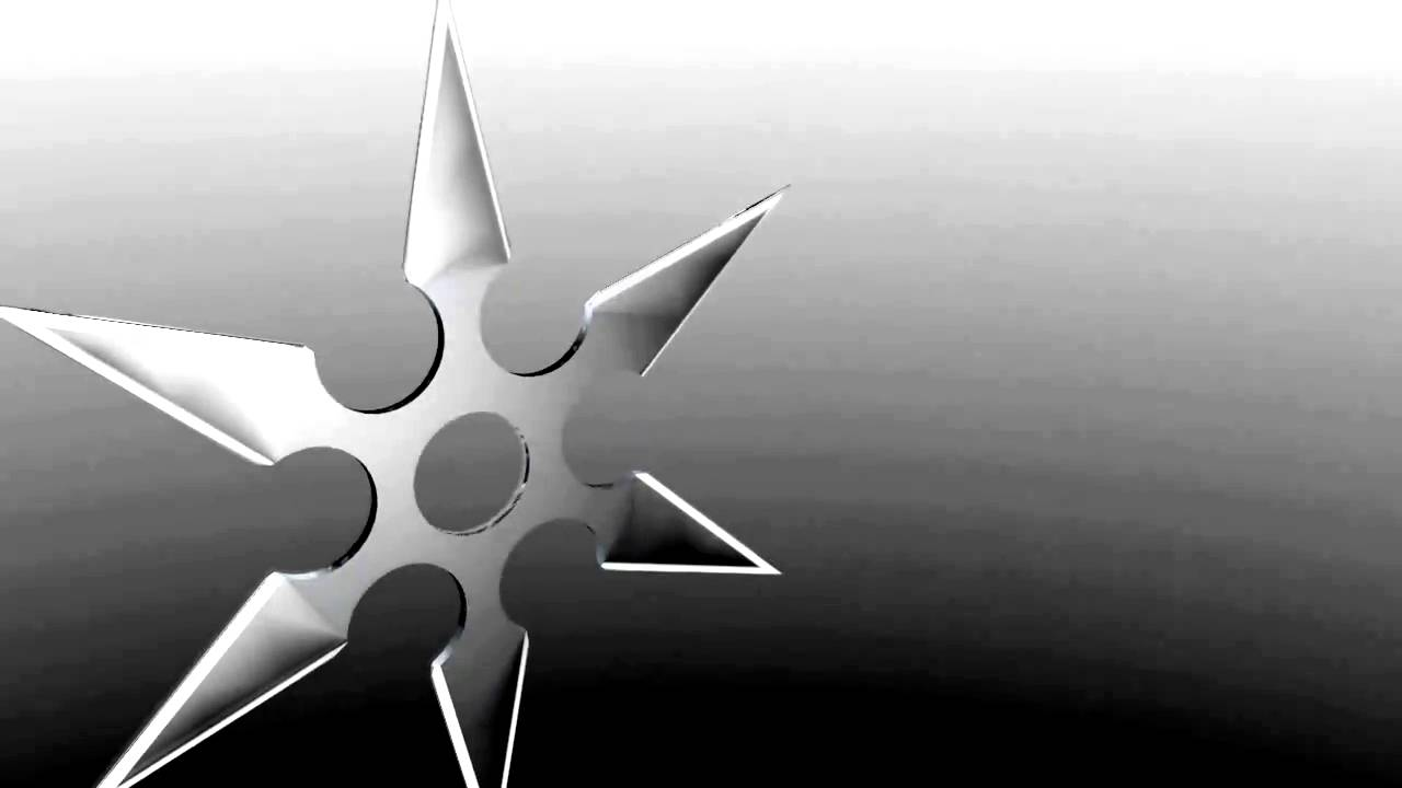 Ninja Star Template Ninja Star TemplateObject