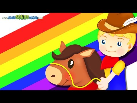 Yankee Doodle | Kids Songs with Action And Lyrics | Nursery Rhymes from KidsSongsClub
