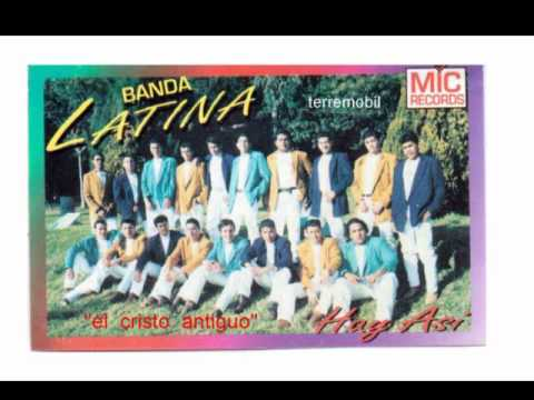 cancion ''el cristo antiguo'' de ''banda latina''