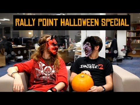 Rally Point - Episode 7: Halloween special, mod round-up, pumpkin carving professionalism