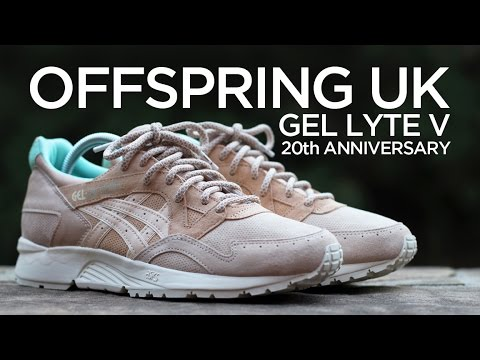 Closer Look: Offspring x Asics Gel Lyte V -