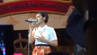 Raisa - Bersinar LIVE at CoopFest 2014
