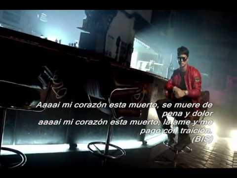 Rakim Y Ken-y - Mi Corazon Esta Muerto (video Oficial) - (letra).wmv video