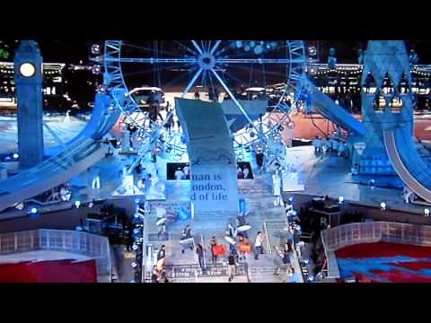 HD One Direction Live - Olympics London 2012