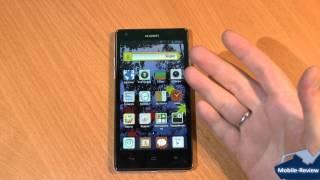 Обзор Huawei Ascend G700