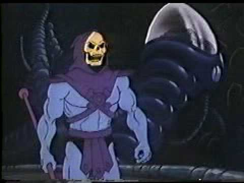 HE MAN - Skeletor vs Hordak (Original Series!) - YouTube