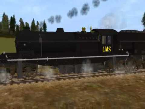 Paulz Trainz UK LMS Garratt 2 6 0 0 6 2.