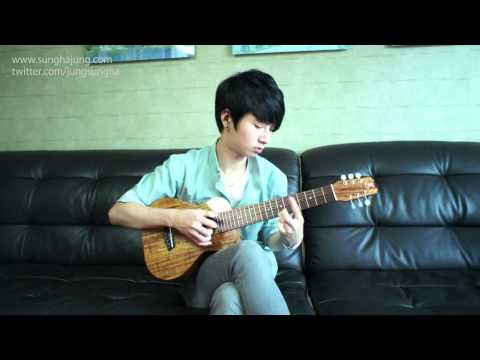 (Yiruma) River flow in You - Sungha Jung (Guitarlele) Music Videos