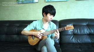(Yiruma) River_flow_in_You - Sungha Jung (Guitarlele)
