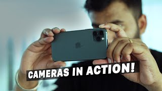 iPhone 11 Pro Cameras in Action!
