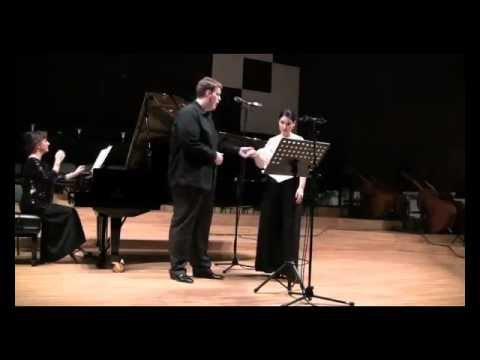 Samuel Barber: Under the willow tree (from the opera Vanessa)