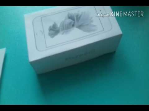 Как сделать коробку как для айфона