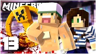 MURDER IN THE SHOWERS!? | HUNGER GAMES MINECRAFT w/ STACYPLAYS! | SEASON 2 EP 13