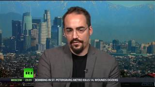 Peter Joseph interview, BoomBust RT, April 4th 2017