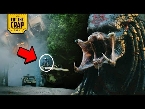 Что показали в трейлере Хищник/The Predator | Совершенный хищник 2018