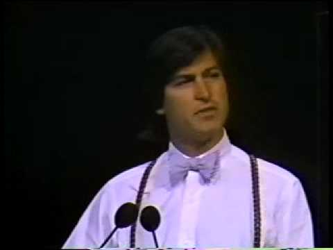 Tech : Steve Jobs & First 100 Days of Macintosh Music Videos