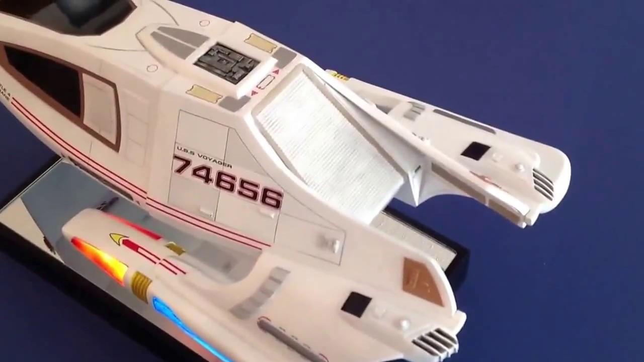 Star Trek Voyager Toys Star Trek Voyager Studio