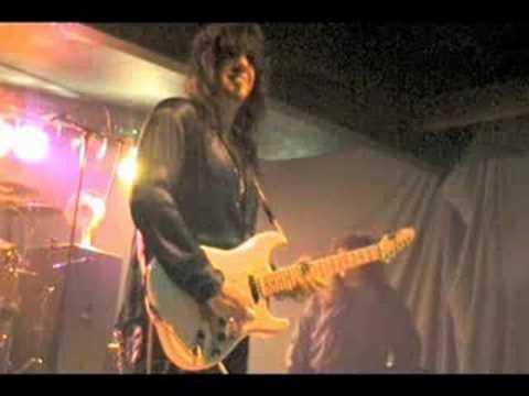 JOE STUMP 'BLACKMORE'S BLUES' SOLO 2008