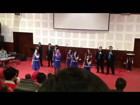 Vocal Group Of Ophthalmology Department (Cicendo Eye Hospital) - Panah Asmara