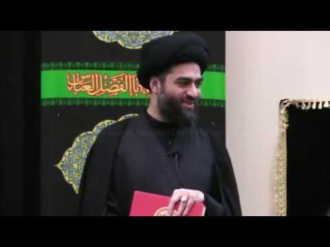 KHUTBAH TOPIC - TAWBAH (REPENTANCE) | Maulana Syed Ali Raza Rizvi