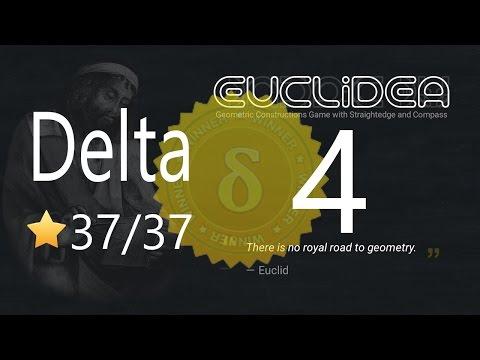Euclidea 4 Delta 37/37