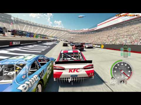 Nascar'15 Crazy Crashes Compilation